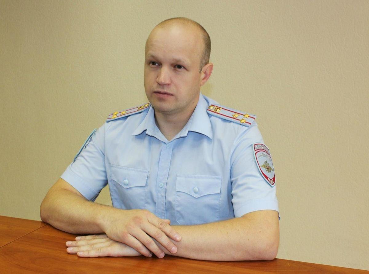 полковник полиции Олег Соколов
